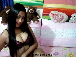 SexyBunny18 So Enchanting #Asian Beauty unveils and plays with her smooth cunt on webcam japanesegirlcams.info