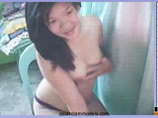 crisanne051 Lovely #Korean angel laying in bed with legs and feet up showing off her wet cunt on cams247.asia